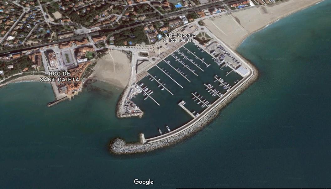 Sailing Spanish Coast: Port Roda de Bara