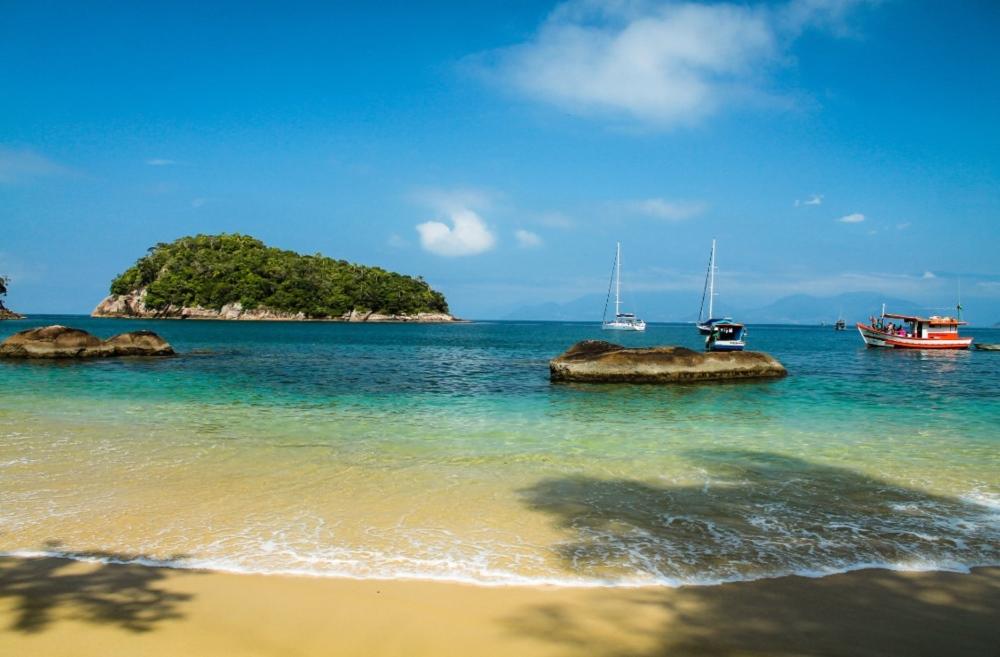 Brazil Yachtcharter Ubatuba