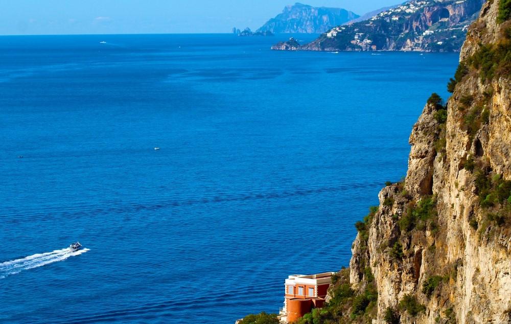 Italy boat charters Amalfi coast